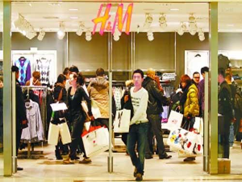北京购物环境竞争力仅次于香港(图)
