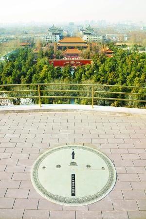 北京中轴线偏移之谜:并非正南正北 指向元上都