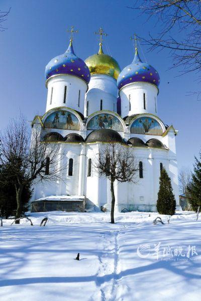 莫斯科:小镇上的世界文化遗产(组图)