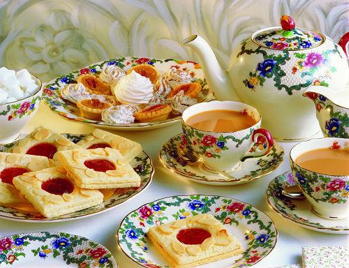 英式下午茶的文化之旅(组图)