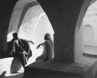"""古达米斯:利比亚的""""历史深巷""""(图)"""