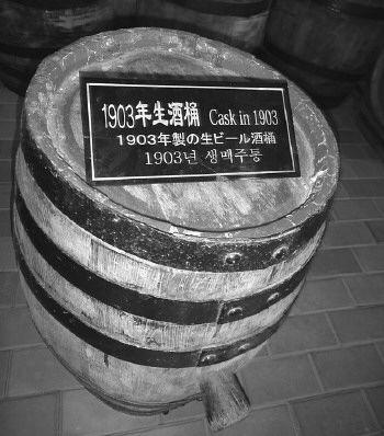 青岛啤酒博物馆:百年香尤甚 杯酒醉倾城(图)