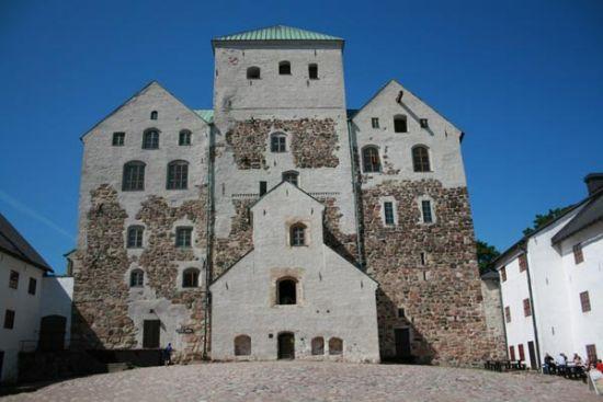 图尔库:芬兰的中世纪面孔(图)