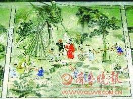 济南民间古建筑壁画寻踪(组图)