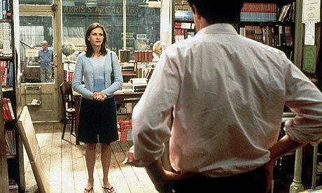 浪漫喜剧电影《诺丁山》中的旅行书店将倒闭(图)