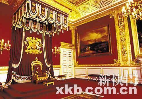 英国女王决定奥运期间出租宫殿 每天3千英镑