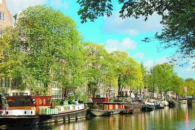 阿姆斯特丹:灵动水都的柔和阳光(组图)