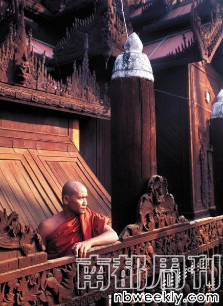 缅甸:万塔城邦(组图)