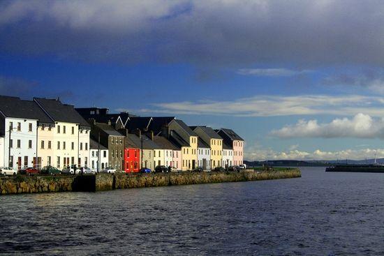 翡翠绿岛爱尔兰:那些未被开发的美(组图)