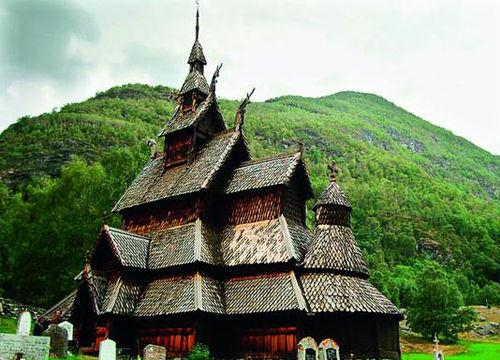 挪威:森林之外的美景(组图)