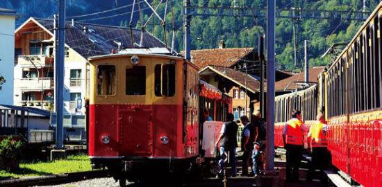 瑞士:在徒步天堂的三段旅程(图)