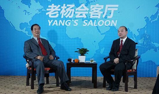 杨建国对话陈锡添:河南追上深圳要靠思想解放和本土企业