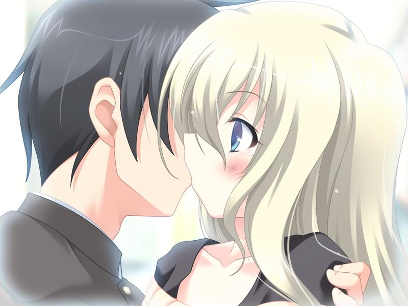 不接吻就会消失 Love Kiss放锚 CG 28