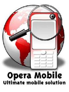 手机浏览器 Opera Mobile