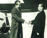 视频:尼克松访华