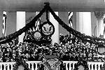 1933年富兰克林・罗斯福就职大典