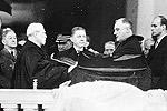 1937年罗斯福连任就职大典