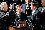 1961年肯尼迪就职大典