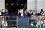 1981年里根当选总统就职演说