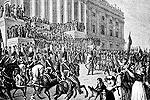 1841年哈里森总统就职大典