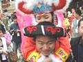 北川举行震后首场集体婚礼