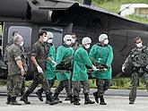 遇难者遗体运抵巴西