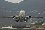 A310起飞