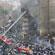 伊朗军机撞楼坠毁