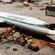 伊朗图-154客机坠毁