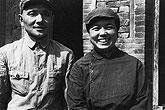 1939年8月邓小平与卓琳在延安结婚