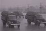 1956年阅兵雨中进行