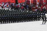 二炮学员方队