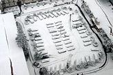 河南局部积雪深度超百年一遇