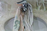 杨元元自杀所用的毛巾