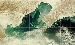 卫星遥感图