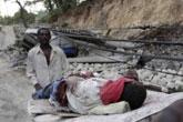 担心去海地采访的记者同行们