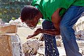 海地地震后第三天当地居民的生活
