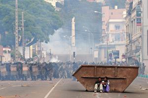 金奖:马达加斯加反对派提出进驻政府部门新策略