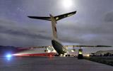 玉树机场的夜航守护者