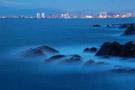 静谧的三亚湾