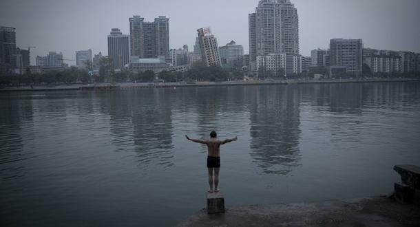 摄影师蒙超作品《新景观》