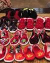 婆婆不知怀孕儿媳遇难 为孩子缝16双小布鞋