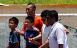 四名游客被释放