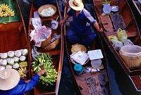 热闹的湄公河