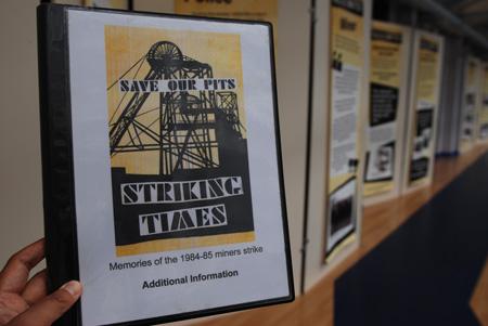 """英国纽卡斯尔""""探索博物馆"""",正在征集当地煤矿罢工的史料"""