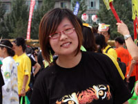 WWF青年代表:薛岑