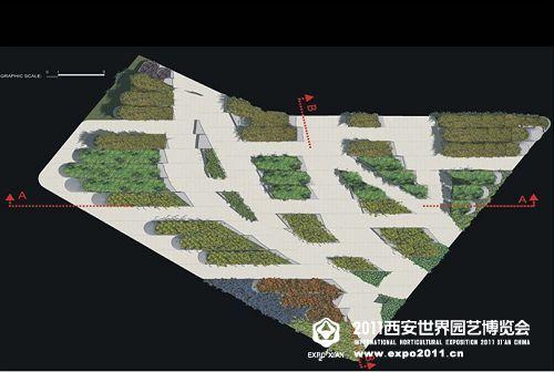 北京大学展园