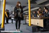 韩国机场对乘客进行核辐射检测