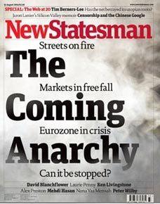 纵火的街头、欧元区的危机、狂跌的股市、蔓延的无政府主义…能否就此打住?