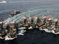 小渔船牵动东亚神经